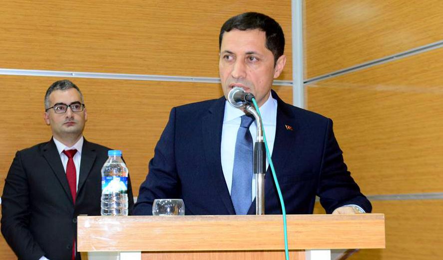 Vali Mustafa Masatlı'dan proje çağrısı