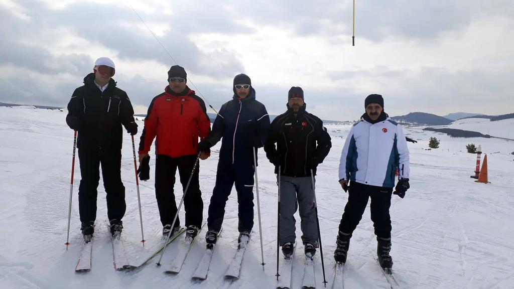 Yaya ulaşılabilir kayak merkezi olan tek ilçe 'Göle'