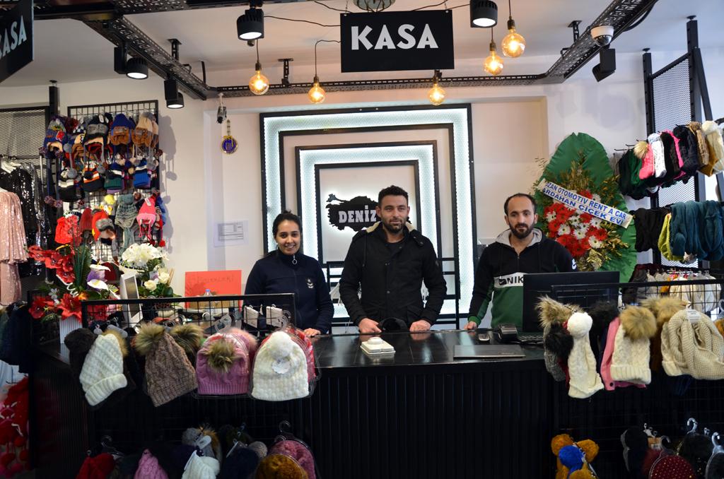 Ardahan'ın en büyük giyim mağazası açıldı