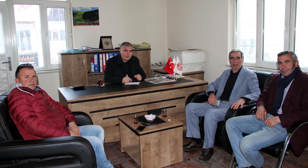 KURTULUŞTA CHP'YE YER, HDP'YE DAVETİYE VERİLMEDİ!