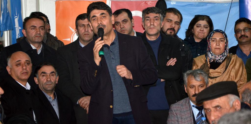 Milletvekili Atalay: Göle kaledir, yıkılmaz