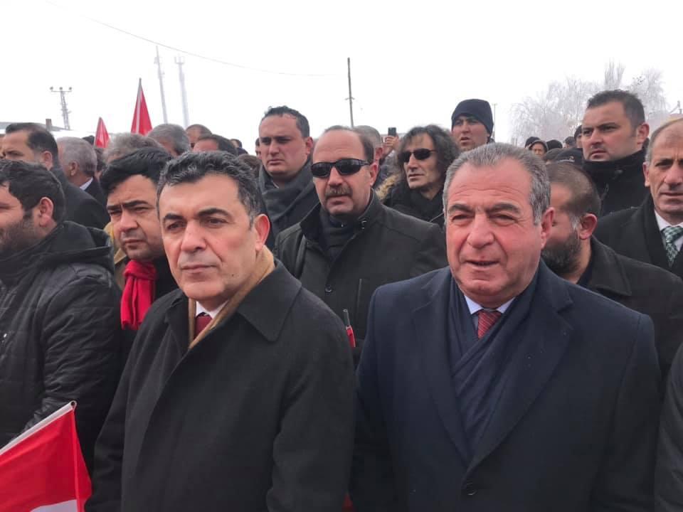 YALÇIN TAŞTAN'DAN 'PROTOKOL' KRİZİ AÇIKLAMASI