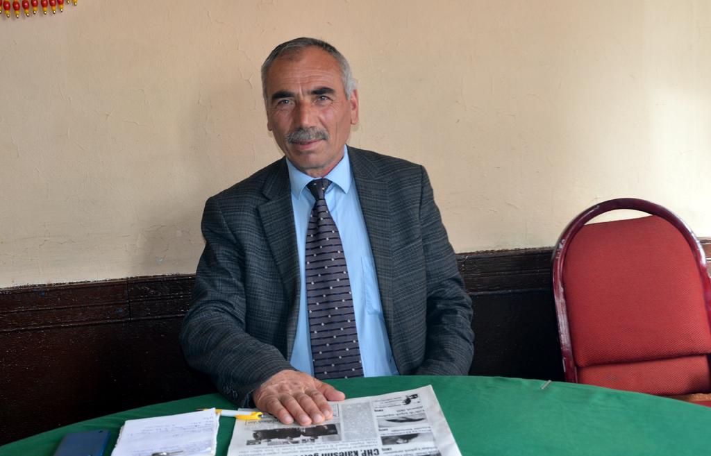 Damal'da DSP'li İsmail Abalay iddialı