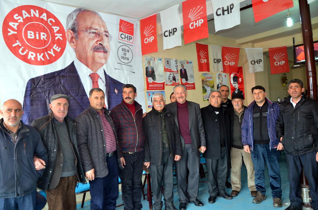 Hanak CHP 31 Mart'ta hazır