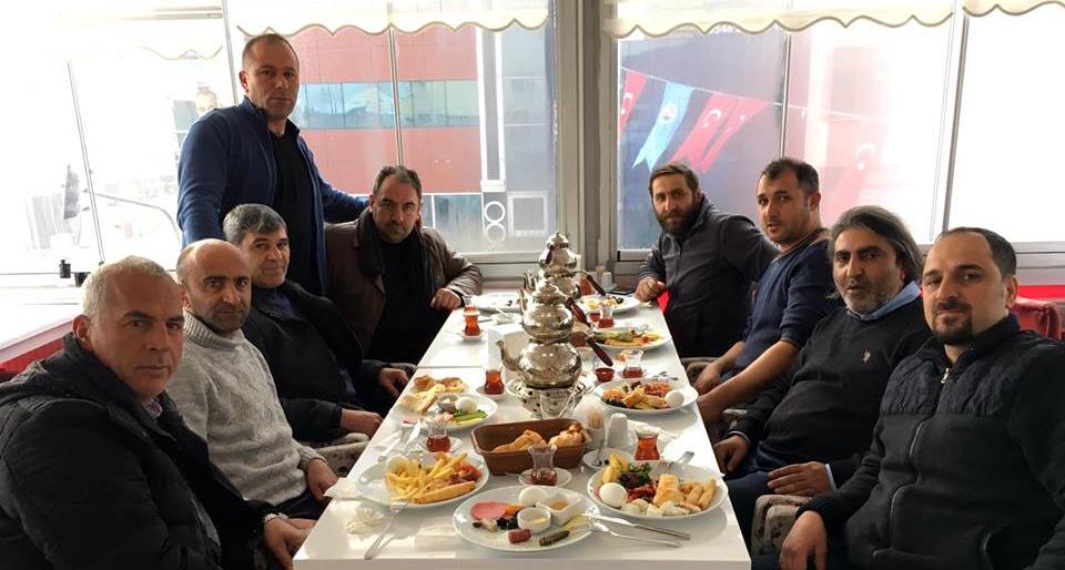 KARAGÖL'DE BERKANT EZER'İN AYAK SESLERİ!