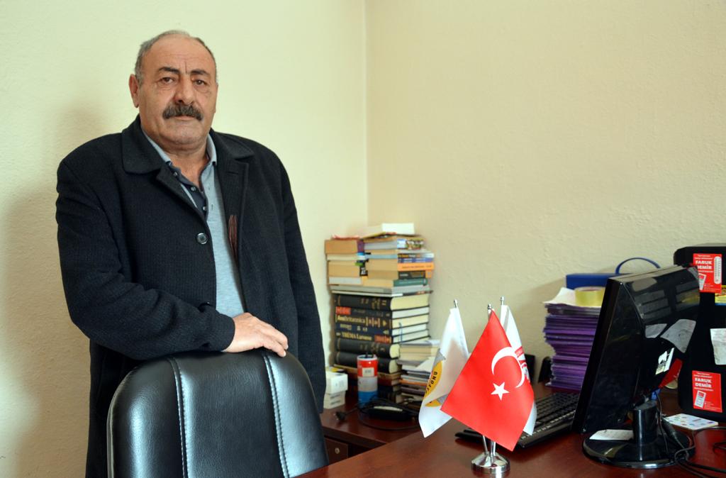 Metin Ekmekçi: Karagöl örnek mahalle olacak