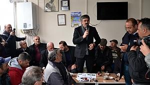 YENİMAHALLE'DEN SONRA HALİLEFENDİ DE DESTEK VERDİ