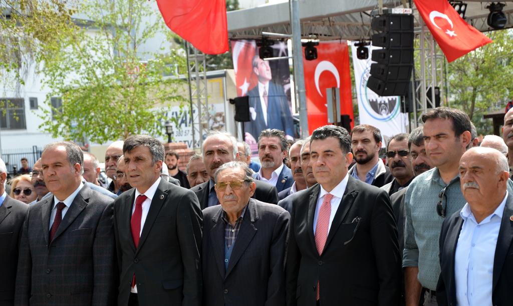 Ardahan CHP'den 19 Mayıs Kutlaması