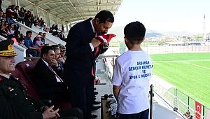 Ardahan'da 19 Mayıs Coşkusu