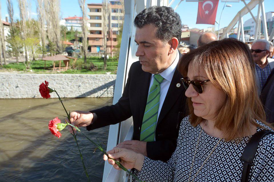 ARDAHAN'DA 93 HARBİ ŞEHİTLERİ ANILDI