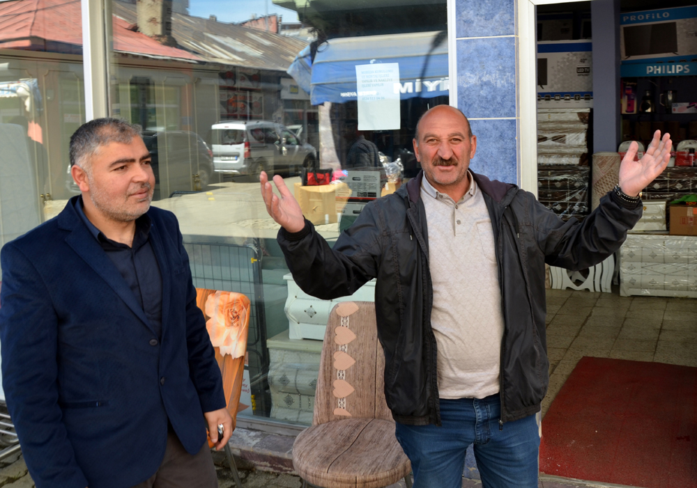 Engin Turan: Esnaf kan ağlıyor!