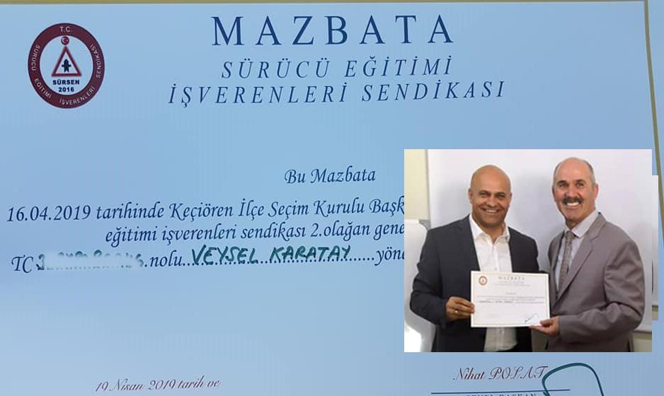 Karatay, Genel Başkan Yardımcısı oldu