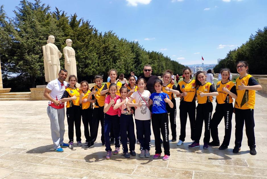 MİNİ VOLLEY FEST'E 30 EYLÜL DAMGASI