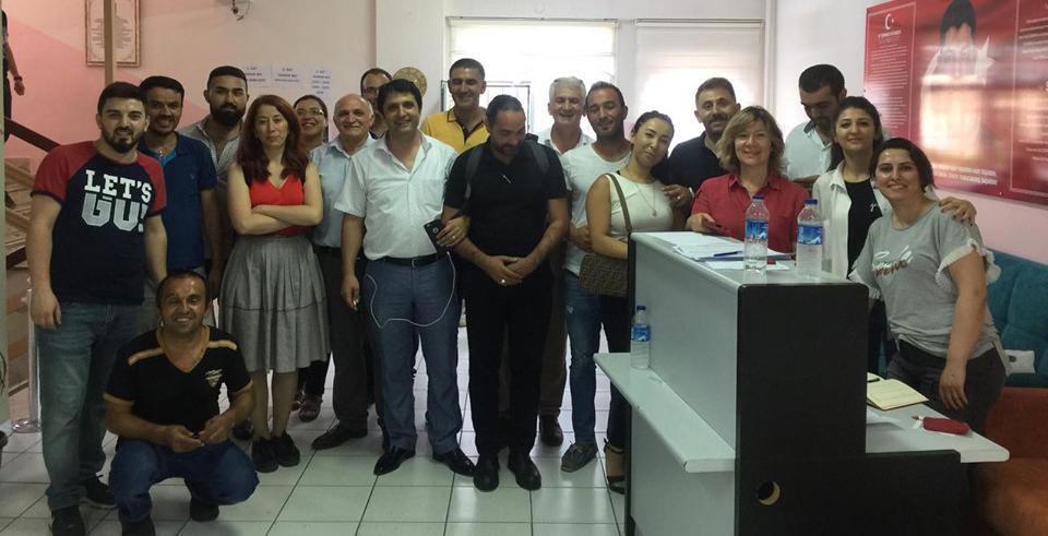 Aydemir'den, İmamoğlu'na tebrik; Demirtaş'a teşekkür
