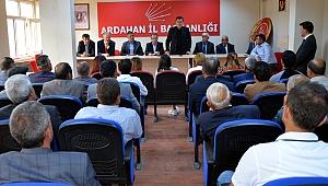 CHP'de gündem İstanbul seçimleri