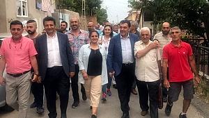 Demir, Fidan ve Aydemir İmamoğlu'na oy topluyor