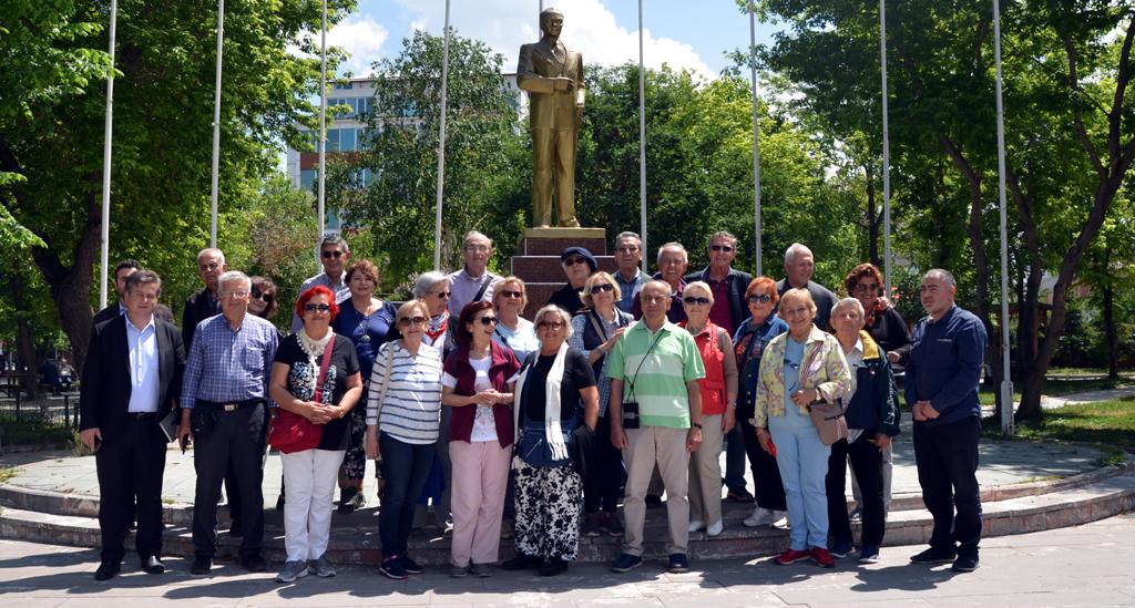 İzmirli misafirler Ardahan'da
