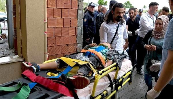 Ardahan'da trafik kazası: 1 ölü, 8 yaralı