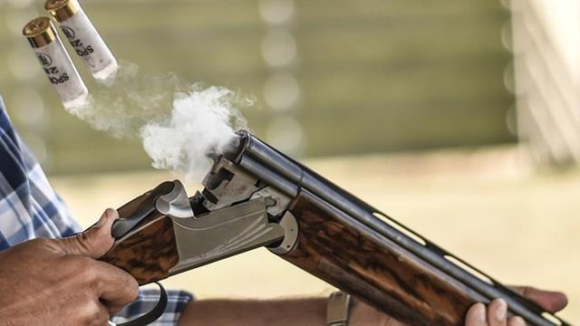 Tartıştığı babasını av tüfeğiyle öldürdü