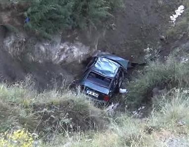 Facia gibi kaza; 3 kişi öldü