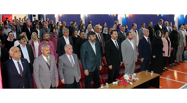 AK Parti'de Atalay'sız toplantı