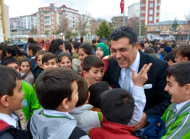 Başkan Demir, Eğitim birinci önceliğimizdir
