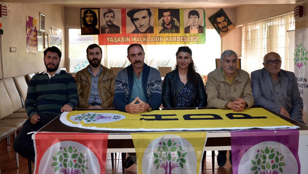 HDP'den Olağanüstü Kongre hazırlığı