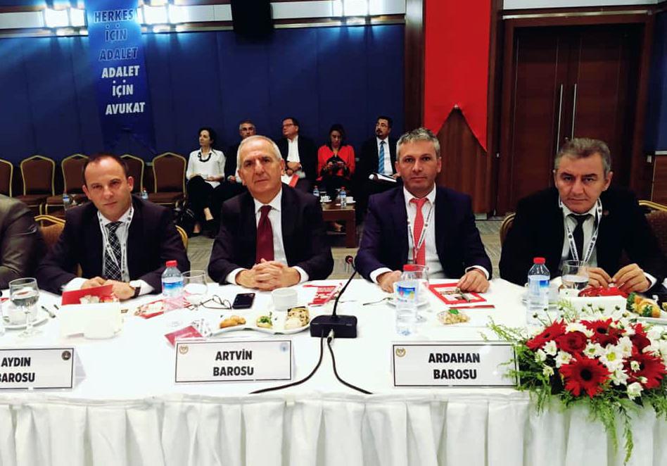 Baro'dan 'Yargı Reformu Paketi'ne destek