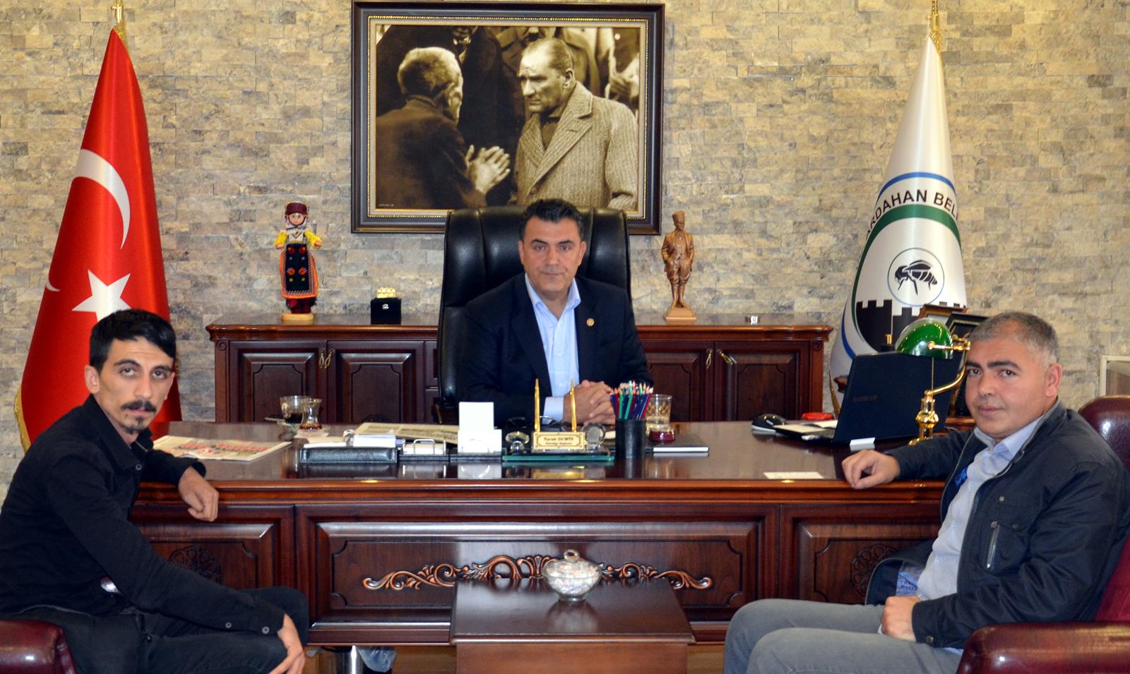 Başkan Demir, izin vermeyeceğim