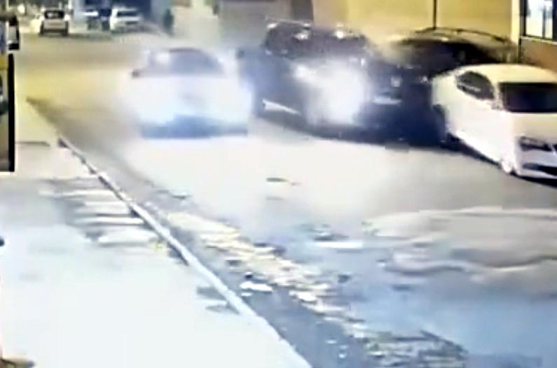 Bu nasıl trafik kazası?