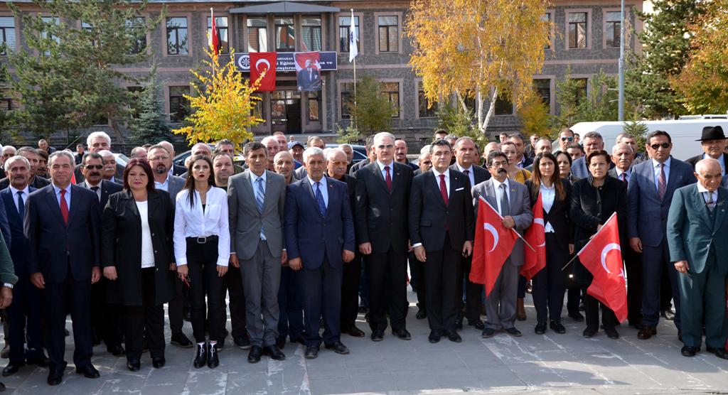 CHP'den 29 Ekim kutlaması