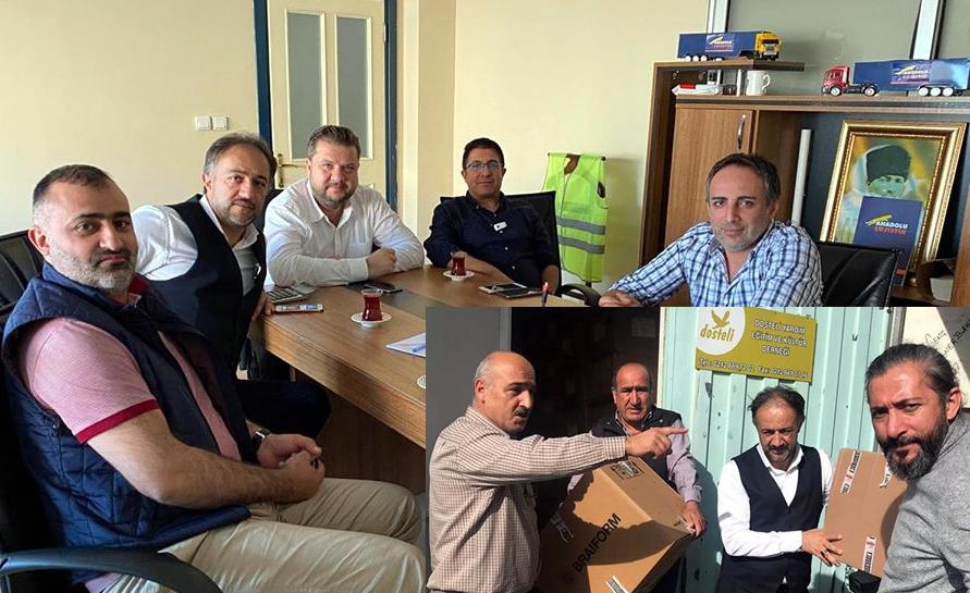 Kasım'da Ardahan başkadır