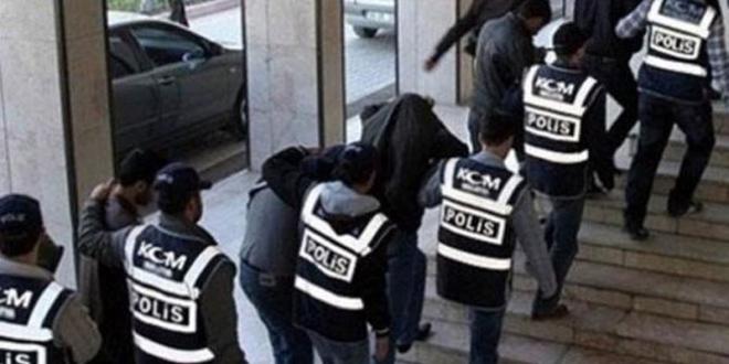 Sahte ehliyet operasyonu: 9 gözaltı