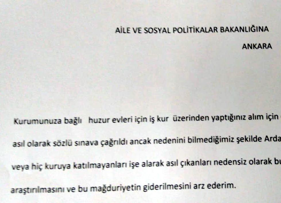 ASİLLER ELENDİ, YEDEKLER YERLEŞTİ İDDİASI!