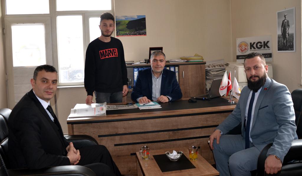 FATİH ERBAKAN ARDAHAN'A GELİYOR