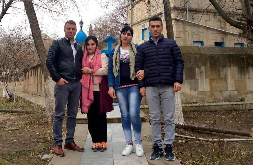 ÇILDIRLILAR, AZERBAYCAN'DA MAĞDUR KALDILAR