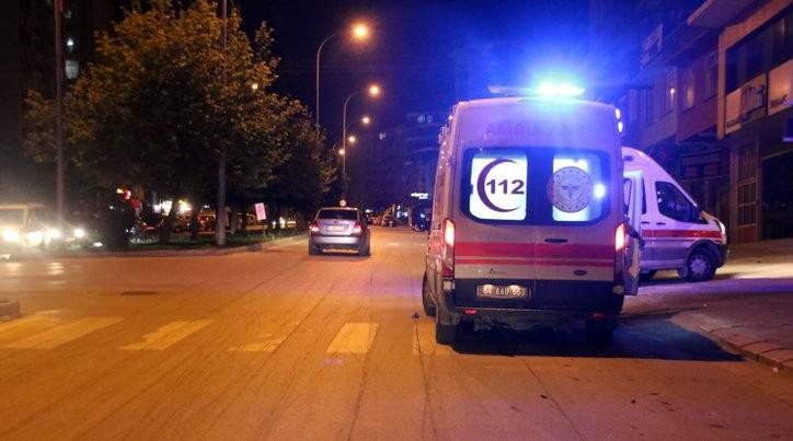 Ardahan'da kavga: 1 kişi yaralandı