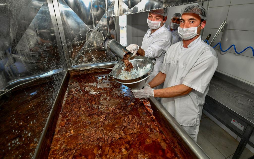 Ardahan'dan İzmir'e et sevkiyatı başladı