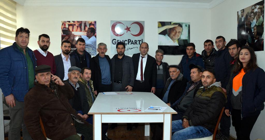 Genç Parti: Mera kararı Ardahan'a kazandırdı