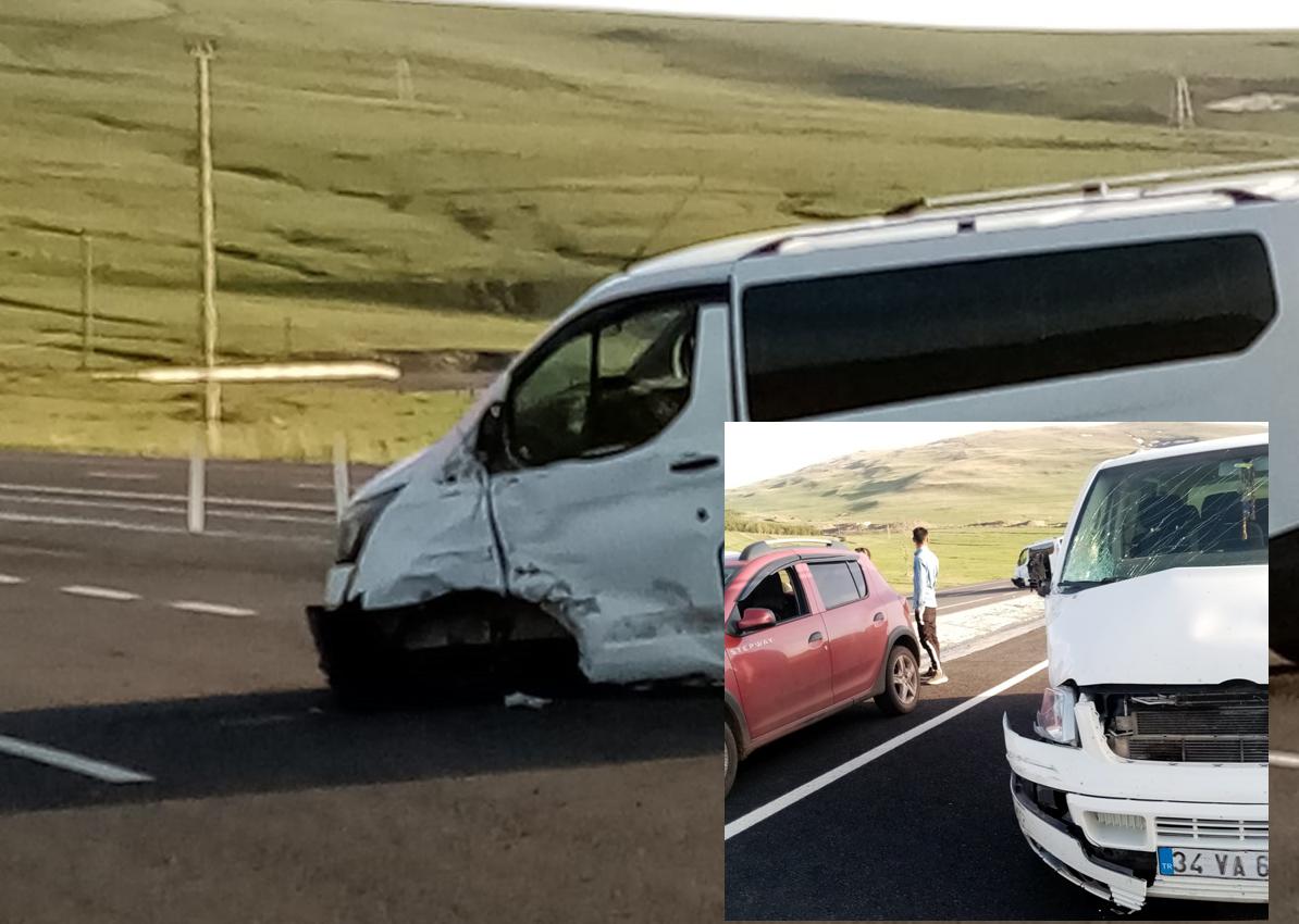 Kaza yerinde şaşırtan tesadüf!