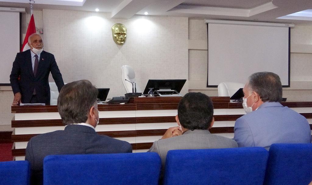 Ardahan'da ilçe çöplükleri tarihe karışıyor