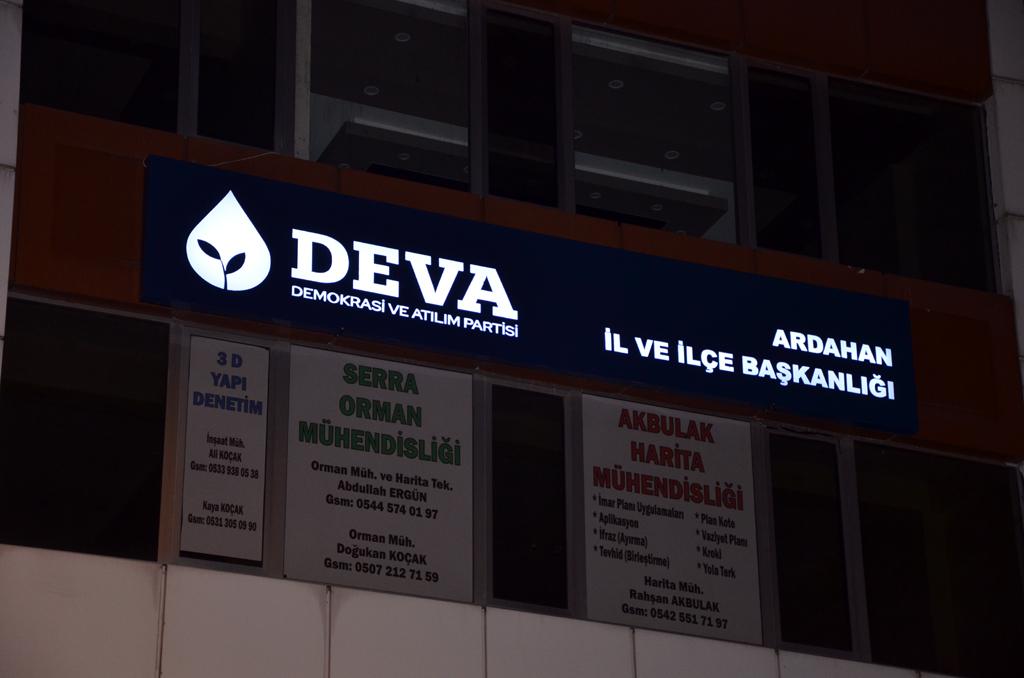 ARDAHAN'A DEVA GELDİ