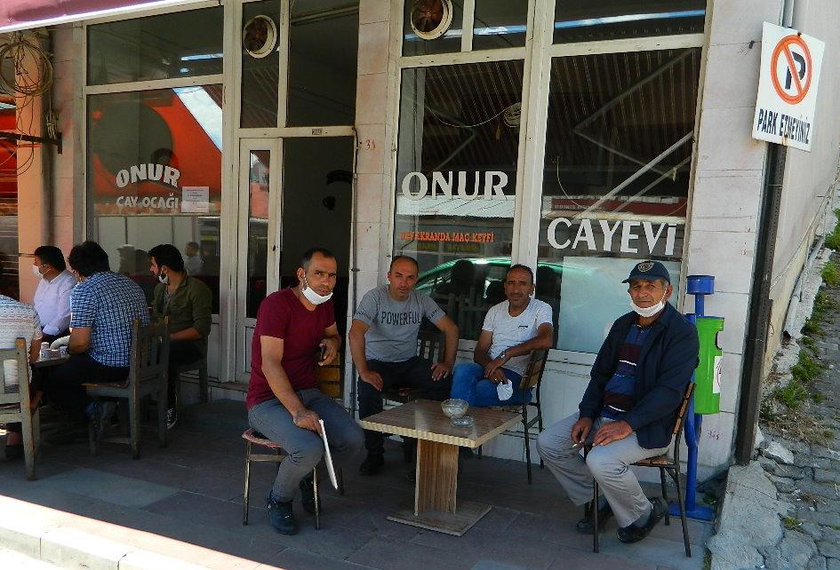 POSOFLULAR, COVİD-19'A MEYDAN OKUYOR