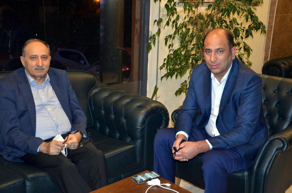 ÇOBAN, DR. YILMAZ'LA PANDEMİYİ GÖRÜŞTÜ