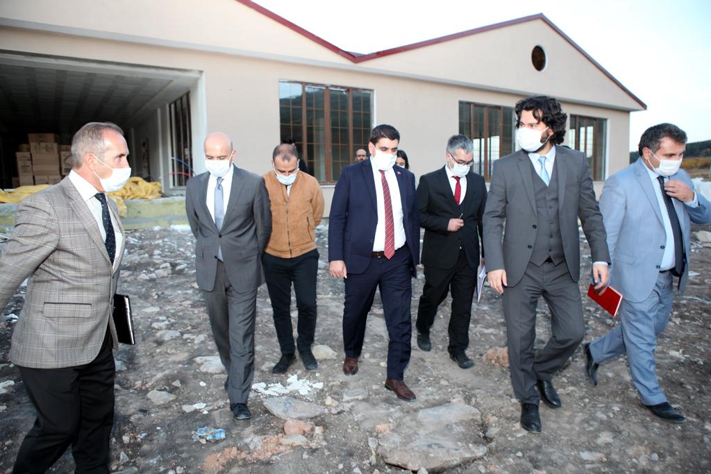 SERKA'dan Ardahan'a 7.5 milyonluk yatırım