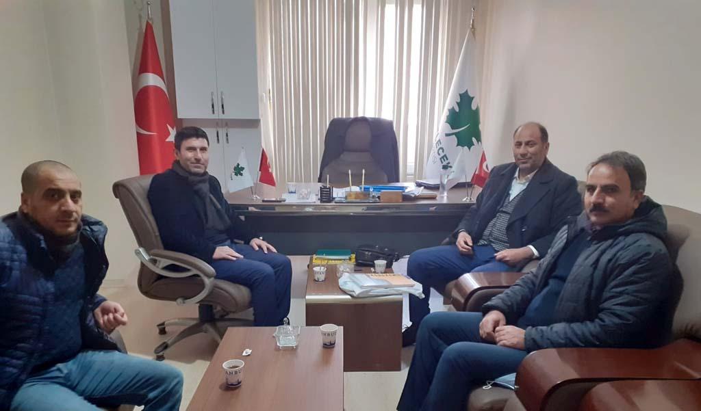 CİHAN ÇOBAN, DOĞU ÇALIŞMASINA AĞRI'DAN BAŞLADI
