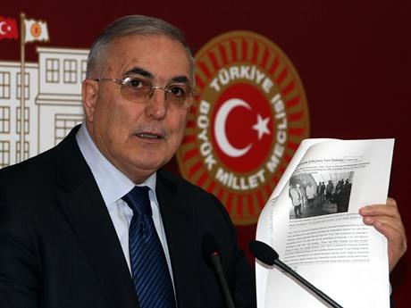 ÖĞÜT KORKMAZ'A SAHİP ÇIKTI, BİBER'E AKIL VERDİ