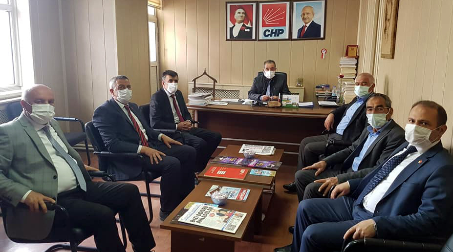 CHP İL BAŞKANI YALÇIN TAŞTAN'DAN JOE BİDEN'E SERT TEPKİ