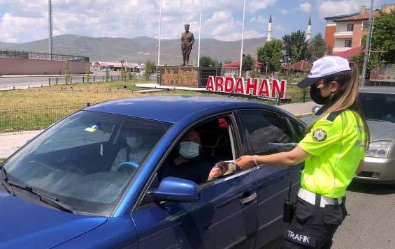 Ardahan'da Bayram denetimleri arttı