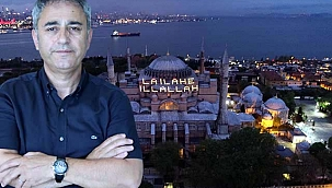Tevfik Hoş; 'Ayasofya'nın Deprem Sırları' belgesini çekti